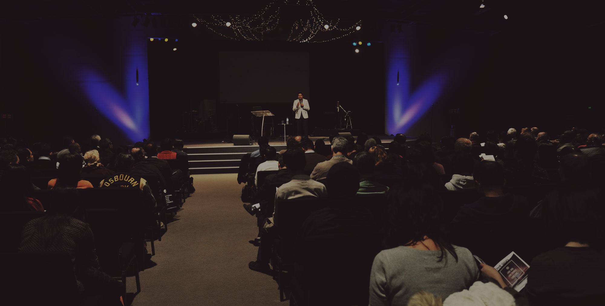 We are an Intentional Disciple-Making Church in the heart of the Hills District