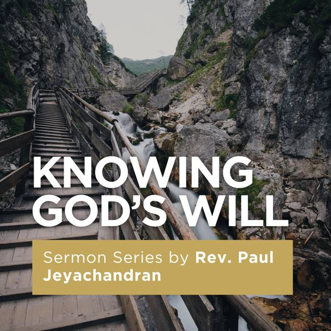 Knowing God's Will Square