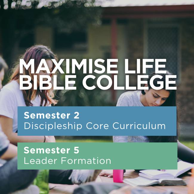 Maximise Life Bible College Square