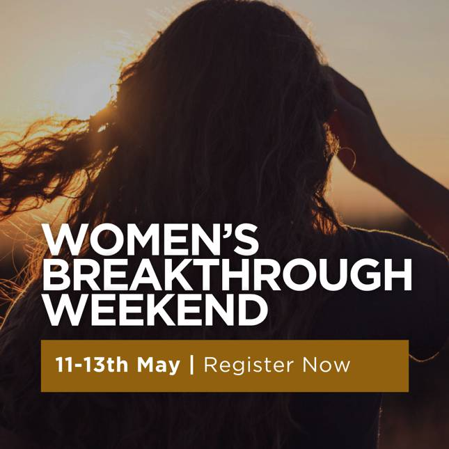 Women's Breakthrough Weekend - Square