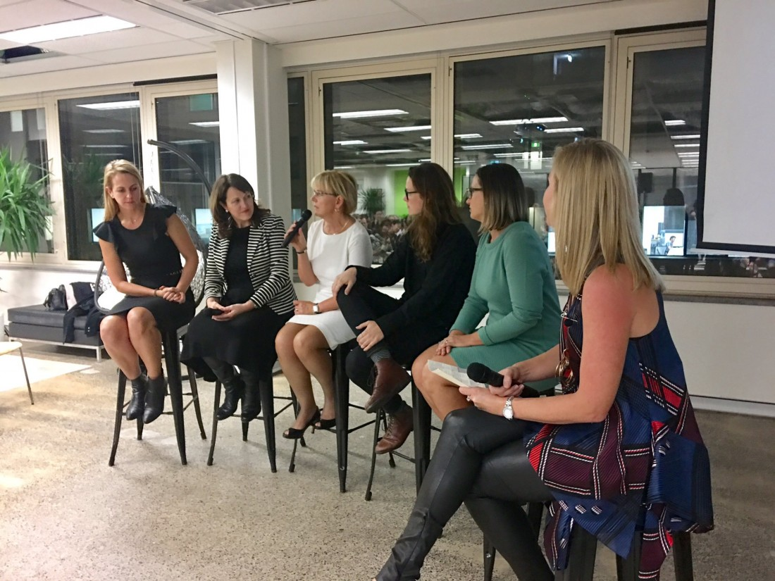 Women in Fintech at Stone and Chalk
